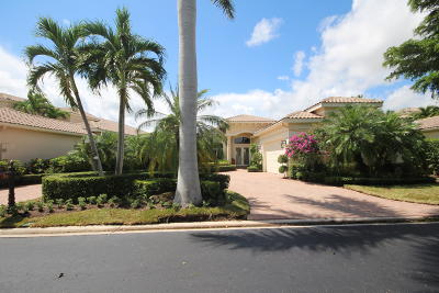 Delray Beach Single Family Home For Sale: 7829 Montecito Place