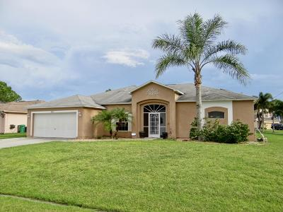 Port Saint Lucie Single Family Home For Sale: 5811 NW Argo Court