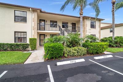 Jupiter Condo For Sale: 202 Pinecrest Circle #F