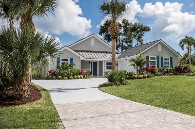 Vero Beach Single Family Home For Sale: 1006 Morningside Drive