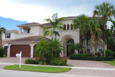 Lake Worth Single Family Home For Sale: 9586 Campi Drive