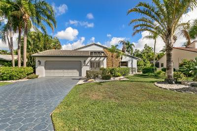 Boca Raton Single Family Home For Sale: 7053 NW 3rd Avenue