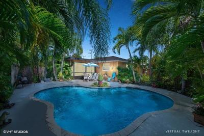 Delray Beach Single Family Home For Sale: 6 NE 19th Street