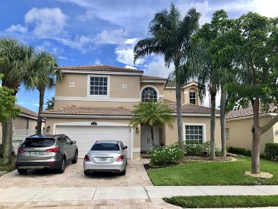 Coconut Creek Single Family Home For Sale: 4034 NW 62nd Court
