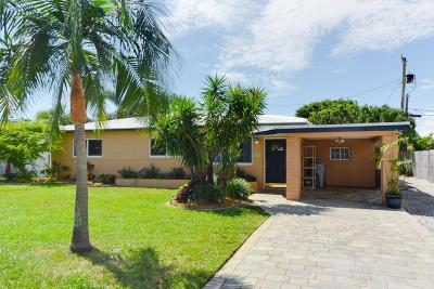 Pompano Beach Single Family Home For Sale: 2630 NE 21st Street