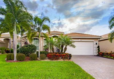Boynton Beach Single Family Home For Sale: 10851 Carmelcove Circle