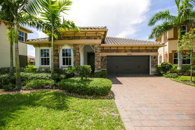 Parkland Single Family Home For Sale: 9850 Blue Isle Bay