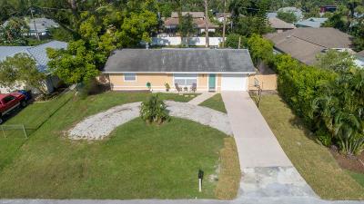 Vero Beach Single Family Home For Sale: 325 18th Avenue