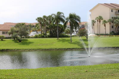 Jupiter Condo For Sale: 601 Seafarer Circle #104