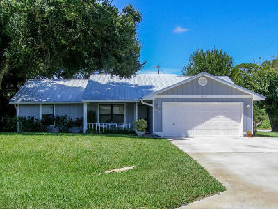 Single Family Home Sold: 7302 Cabana Lane