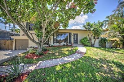Fort Lauderdale Single Family Home Contingent: 2419 Okeechobee Lane
