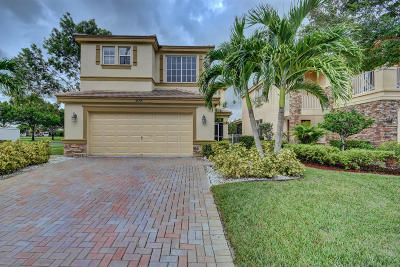 Lake Worth Single Family Home Contingent: 10215 Foal Road