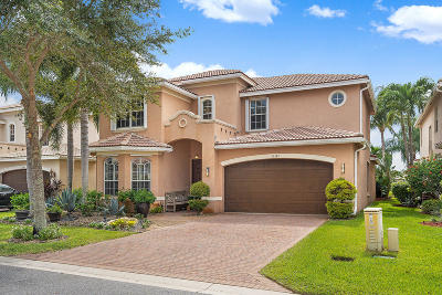 Boynton Beach Single Family Home For Sale: 11381 Sandstone Hill Terrace