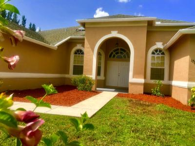 Loxahatchee Single Family Home For Sale: 17975 83rd Place