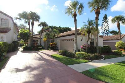 Boca Raton Single Family Home For Sale: 7216 Via Palomar