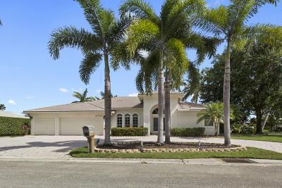 Boynton Beach Single Family Home For Sale: 4745 Nolina Lane