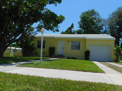 Miami Single Family Home Contingent: 202 NW 92nd Street