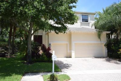 Boynton Beach Single Family Home For Sale: 1 Lake Eden Drive