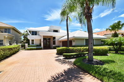 Boca Raton Single Family Home For Sale: 7302 Gateside Drive