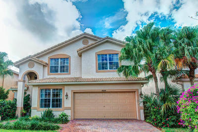 Delray Beach Single Family Home For Sale: 4834 S Classical Boulevard NE
