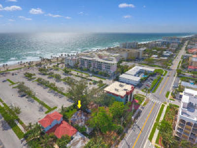 Deerfield Beach Residential Lots & Land For Sale: 132-148 S Ocean Drive