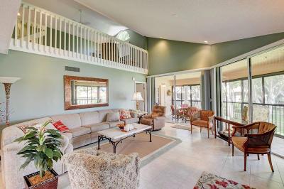 Delray Beach Condo For Sale: 7563 Glendevon Lane #1308