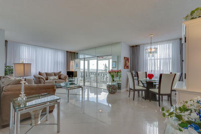 Hollywood Condo For Sale: 4350 Hillcrest Drive #810