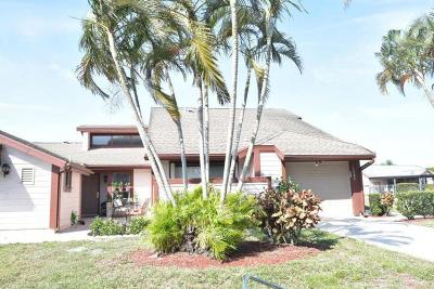 Port Saint Lucie Single Family Home For Sale: 1502 SE Talbrook Court