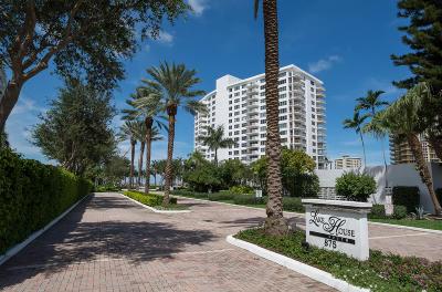 Boca Raton Condo For Sale: 875 E Camino Real #3-A
