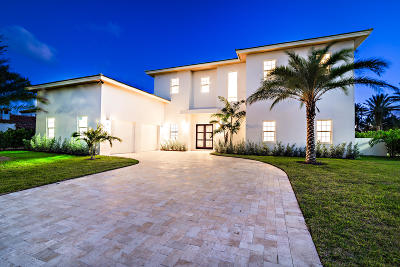 West Palm Beach Single Family Home For Sale: 260 Murray Road