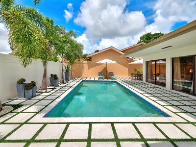 Jupiter Single Family Home For Sale: 316 Ridge Road