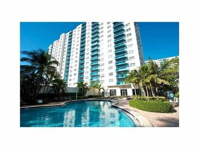 Hollywood Condo For Sale: 4001 S Ocean Drive #7 L