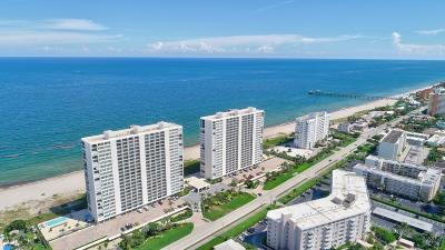 Ocean Towers, Ocean Towers (Formerly Whitehall South), Ocean Towers Condo, Ocean Towers Condominium, Ocean Towers North, Ocean Towers North Condo, Ocean Towers South Condo Condo For Sale: 2800 S Ocean Boulevard #Ph 23 L