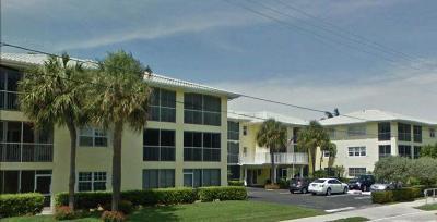 Delray Beach Condo For Sale: 1700 S Ocean Boulevard #4
