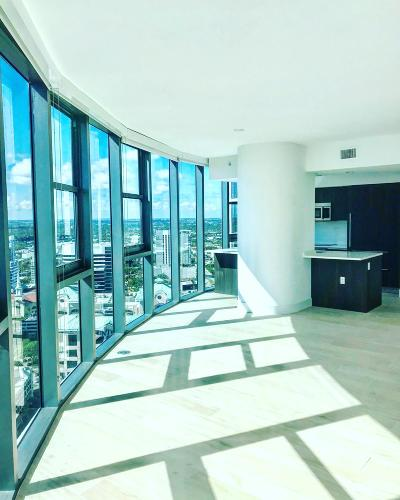 Fort Lauderdale Rental For Rent: 500 E Las Olas Boulevard #Uph 8