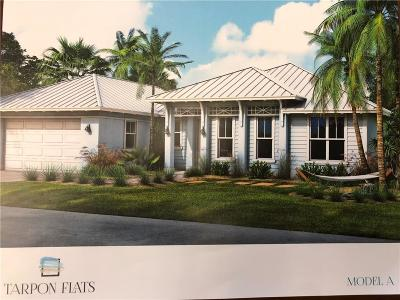 Hutchinson Island FL Single Family Home For Sale: $797,000