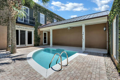 Hobe Sound Townhouse For Sale: 11711 SE Florida Avenue
