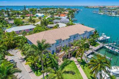 Fort Pierce Townhouse For Sale: 1568 Island Cove Road
