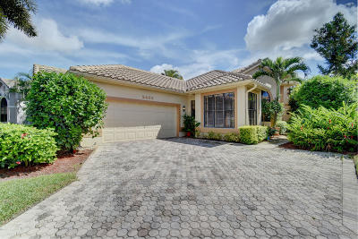 Boca Raton Single Family Home For Sale: 2464 NW 64th Street