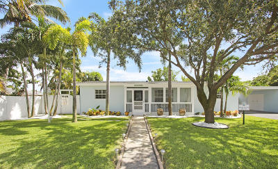 Lake Clarke Shores Single Family Home For Sale: 1710 Mango Circle