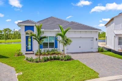 Stuart Single Family Home For Sale: 4793 SW Millbrook Lane