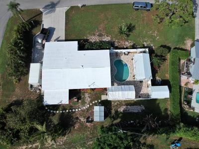 Hobe Sound Single Family Home For Sale: 13003 SE Hobe Hills Drive