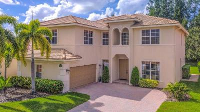 Royal Palm Beach Single Family Home For Sale: 194 Bella Vista Way W