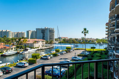 Boca Raton Condo For Sale: 899 Jeffery Street #402