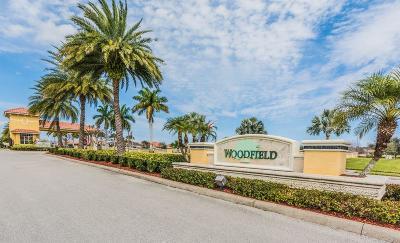 Vero Beach Single Family Home For Sale: 6375 Oxford Circle #103
