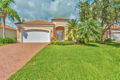 Vero Beach Single Family Home For Sale: 4165 E 16th Square