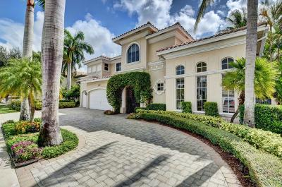 Delray Beach Single Family Home For Sale: 16440 Via Venetia E