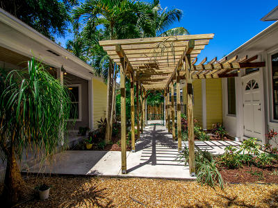 Delray Beach Single Family Home Contingent: 310 SE 7th Avenue