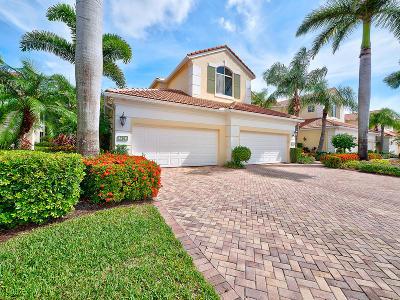 Palm Beach Gardens Condo For Sale: 126 Palm Bay Terrace #C