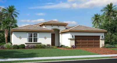 Fort Pierce Single Family Home For Sale: 852 Gairloch Lane